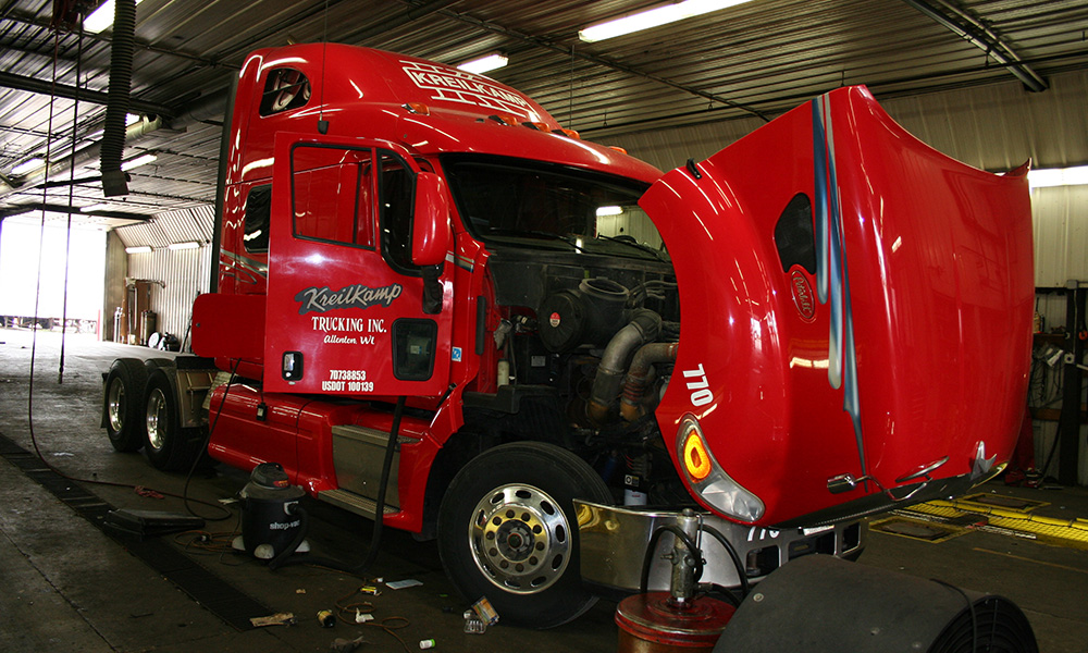 Kreilkamp Truck Service & Maintenance